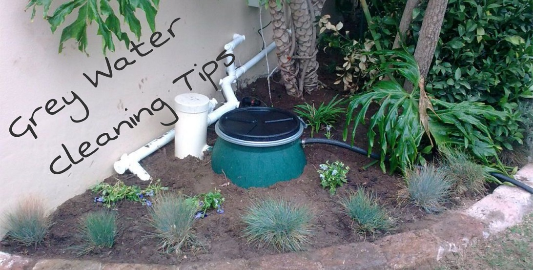 grey water system cleaning tips