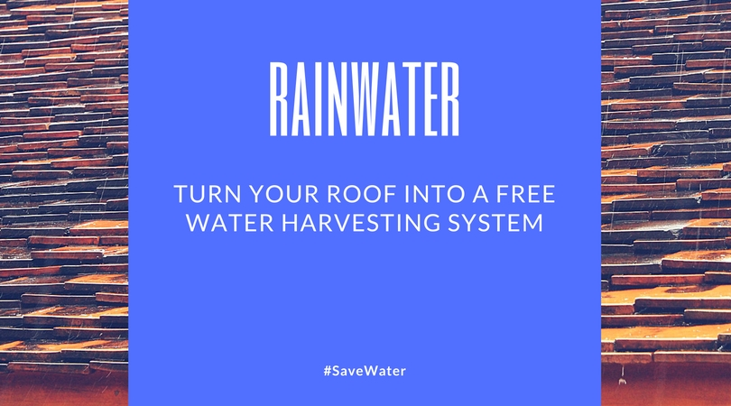 rainwater harvesting for households
