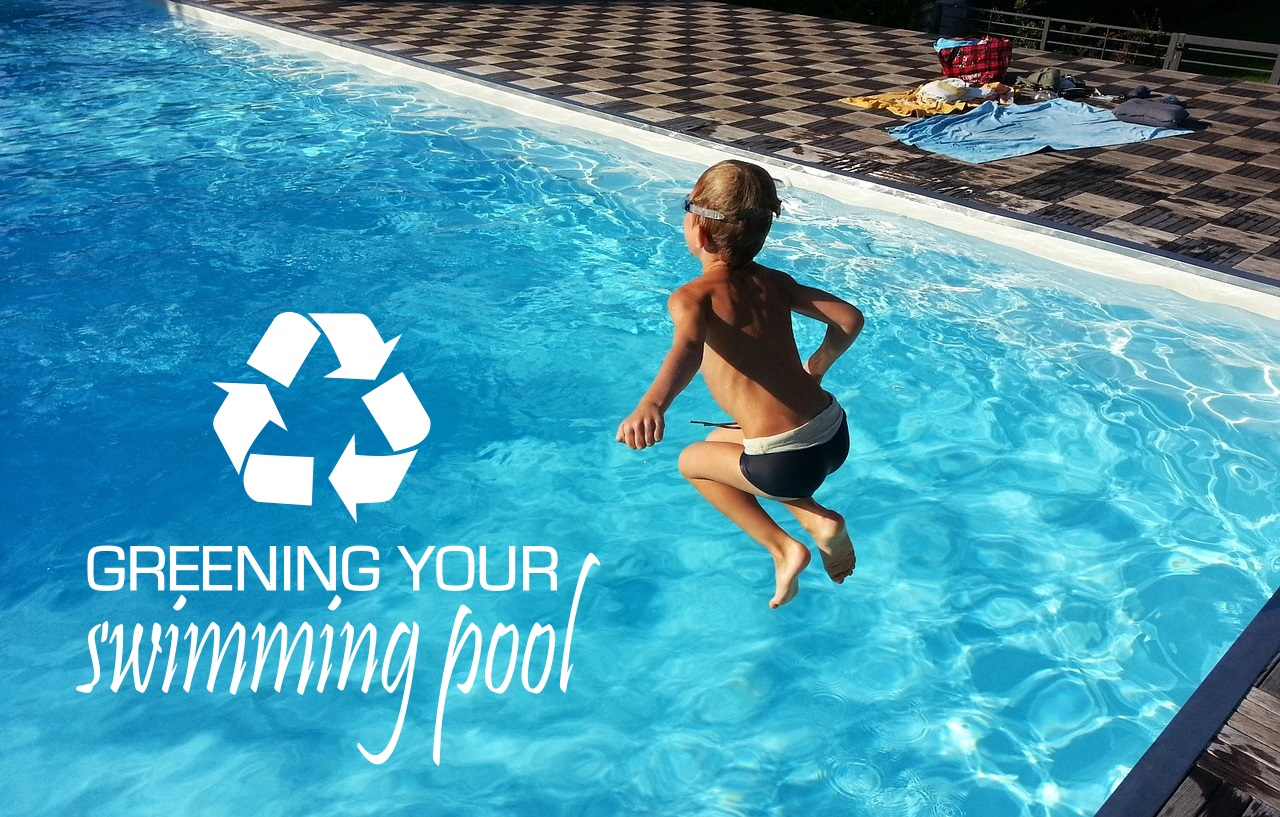 be water wise by recycling swimming pool water with a backwash water saver